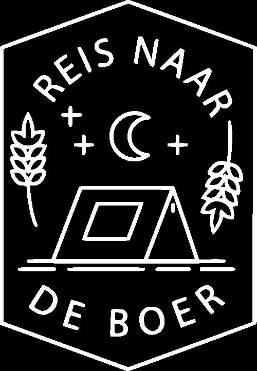 Reis naar de boer (logo)